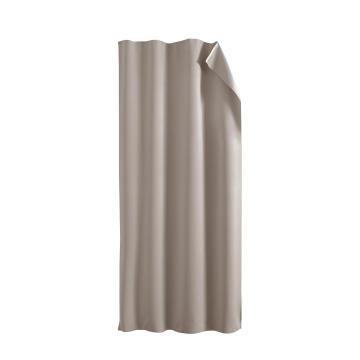 Curtain Blockout Lining Ivory Velcro 135x240cm