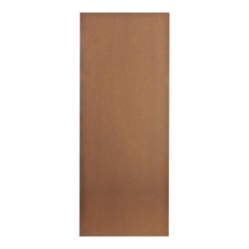 Interior Door Fire Resistant Hard Board Plain Exposed Edges-w813xh2032mm