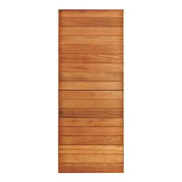 Service Door Hard Wood-w813xh2032mm