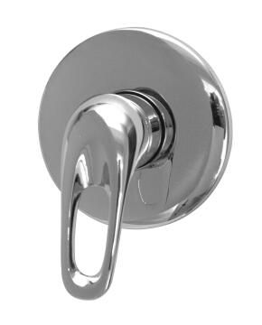 Shower mixer MIXED TIDE concealed