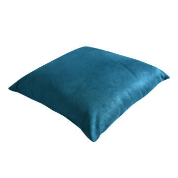 CUSHION MANCHESTER TURQUOISE 45X45CM