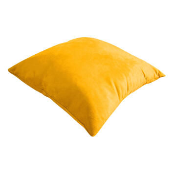CUSHION MANCHESTER YELLOW 45X45CM