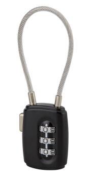Combination padlock cable 300mm thirard