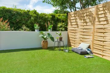 Artificial lawn Zante NATERIAL 100% polypropylene H20mm 1m x 5m