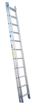 Extension Ladder 10 Step/ 6m Aluminium GRAVITY