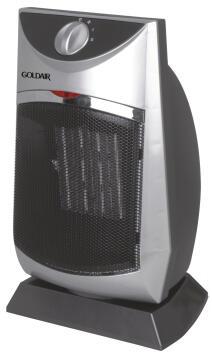 Heater PTC GOLDAIR GPTC-350 Grey