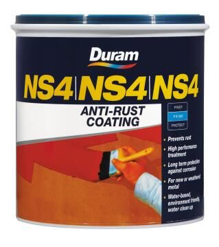 Anti-Rust Coating DURAM NS4 Heritage Green 500ml