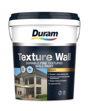 Wall paint DURAM texture Balsa 20L