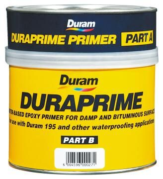 Water-based epoxy primer DURAM Duraprime 1L