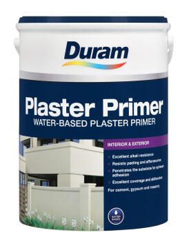 Plaster Water-based Primer DURAM White 5L