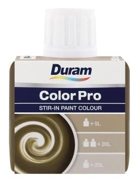 Stir-in paint colour DURAM ColorPro Stone 80ML