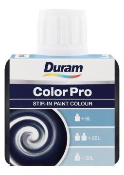 Stir-in paint colour DURAM ColorPro Lagoon 80ML