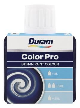 Stir-in paint colour DURAM ColorPro Sky 80ML