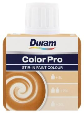 Stir-in paint colour DURAM ColorPro Namib 80ML