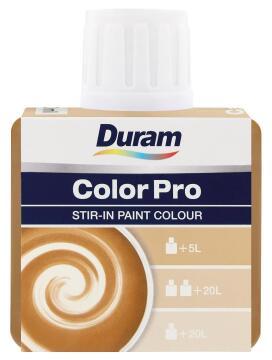 Stir-in paint colour DURAM ColorPro Camel 80ML