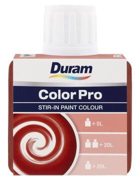 Stir-in paint colour DURAM ColorPro Ruby 80ML