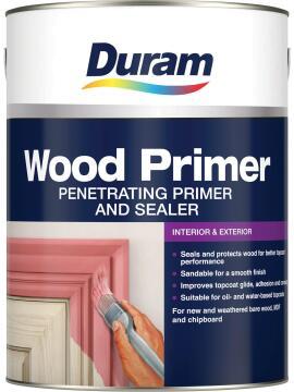Wood Primer DURAM Pink 5L