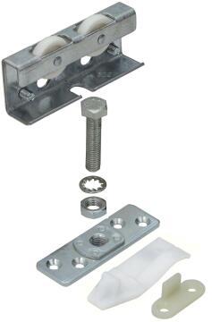Adjustable kit for one door for no. 3a hettich