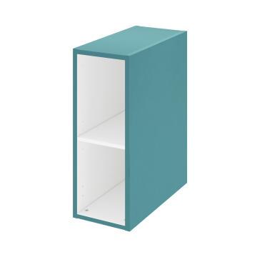 Base cabinet SENSEA Remix laguna green 20x58x46cm