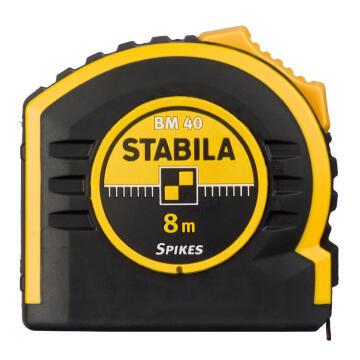 Pocket tape measure STABILA BM 40 8m