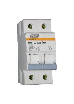 Circuit breaker DIN rail 40Amp MAJOR TECH