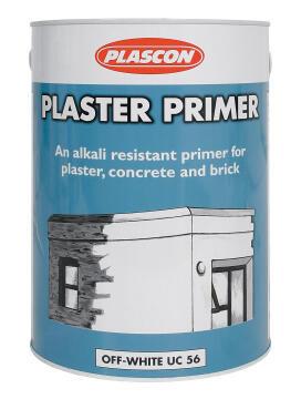 Plaster Primer white PLASCON 5 litres