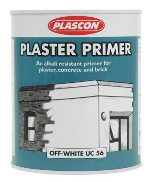 Plaster Primer white PLASCON 1 litre
