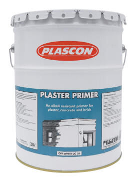 Plaster Primer white PLASCON 20 litres