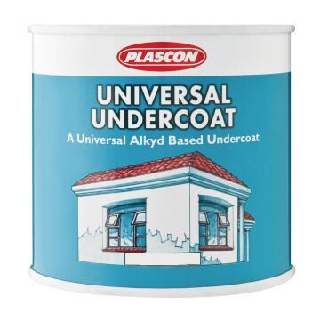 Universal Undercoat white PLASCON 500Mliters