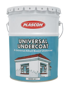 Universal Undercoat white PLASCON 20 litres