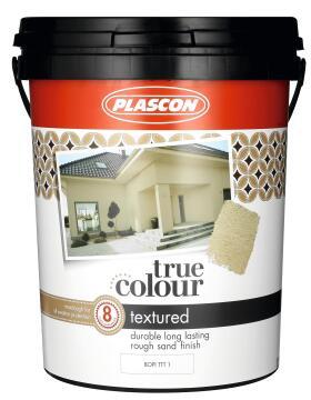 True Colour Textured Amanzimtoti PLASCON 20 litres