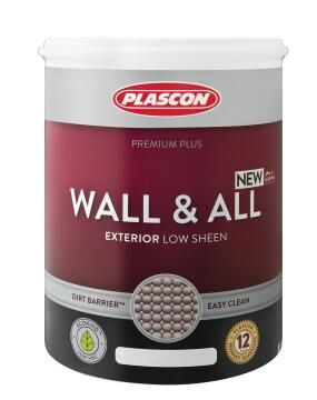 Wall & All Super Yacht PLASCON 5 litres