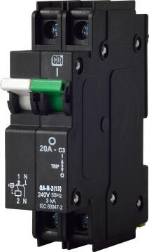 Main switch 20A CBI ELECTRIC