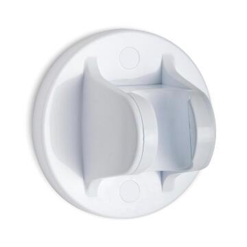 Wall bracket 3 position white