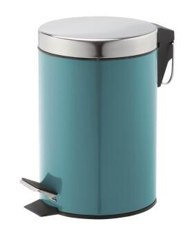 Dustbin happy blue 3L