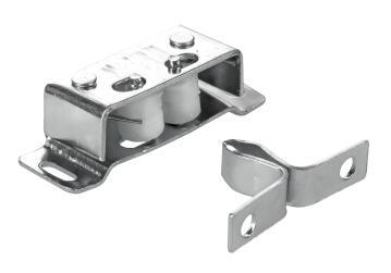 LATCH 49X16X12MM ZINC-PLATED