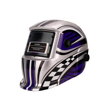 Helmet MATWELD auto dark non adj black