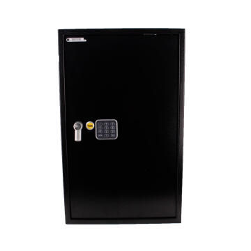 Digital alarmed safety box storage cabinet yale