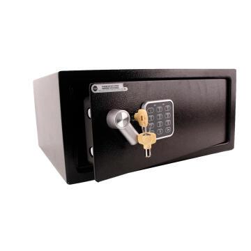 Digital alarmed safety box laptop yale