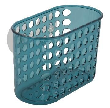 Shower storage caddy with suction cup SENSEA  blue,,,,,