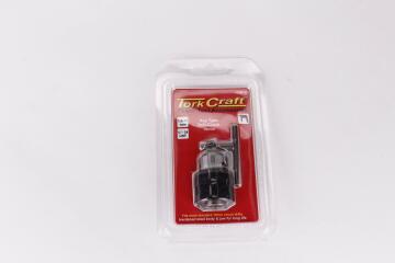 Chuck & key 10mm 3/8 x 24 blister