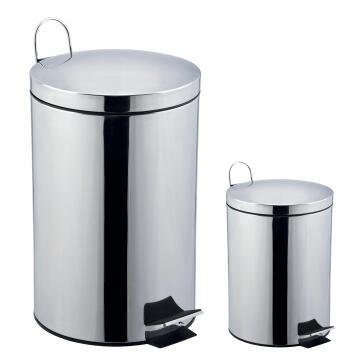 Kitchen pedal bin 20L & 5L mirror finish