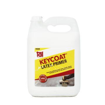 Latex Primer TAL KEYCOAT 5l