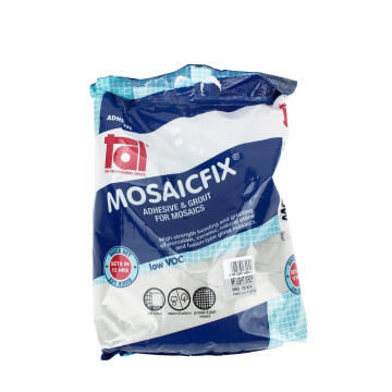 Mosaic Adhesive TAL Mosaicfix light Grey 5kg
