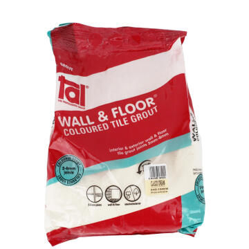 Tile Grout Calico Cream TAL 5kg