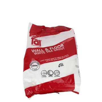 Tile Grout White TAL 5kg