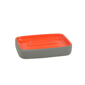 Soap Dish Ceramic Flashy