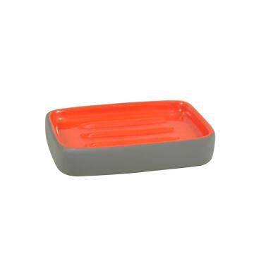 Soap Dish Ceramic Flashy