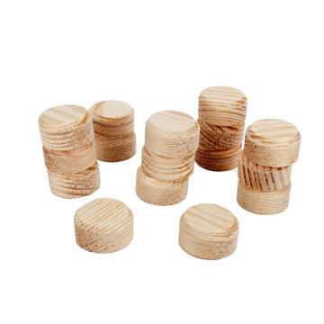 40 wooden plugs WOLFCRAFT ø20mm