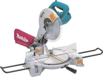 Non Sliding Mitre Saw Makita Ls1040 255Mm 1650W
